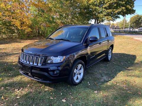 2015 Jeep Compass for sale at CItywide Auto Credit in Oregon OH