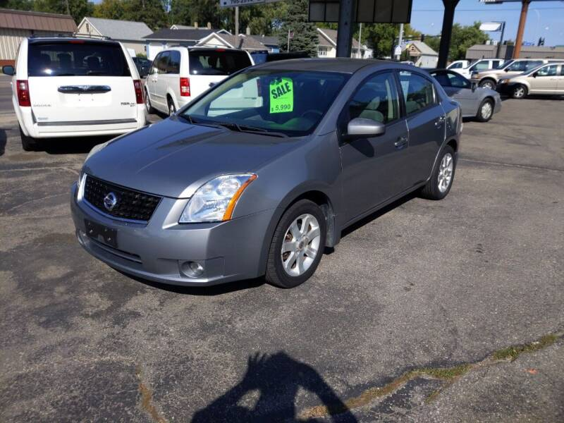 2008 Nissan Sentra for sale at NORTHERN MOTORS INC in Grand Forks ND