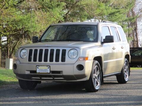 2010 Jeep Patriot for sale at Loudoun Used Cars in Leesburg VA