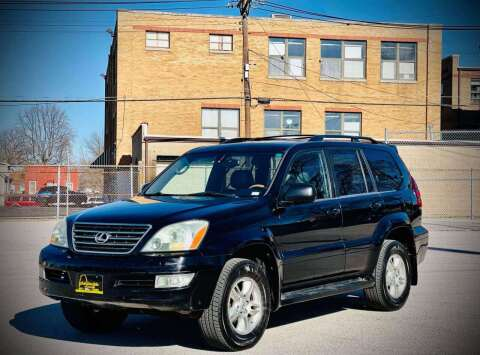 2005 Lexus GX 470 for sale at ARCH AUTO SALES in St. Louis MO