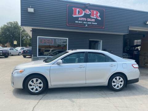 2010 Toyota Camry for sale at D & R Auto Sales in South Sioux City NE