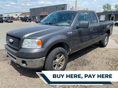2006 Ford F-150 for sale at Family Auto in Barberton OH
