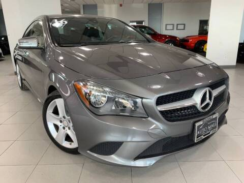 2016 Mercedes-Benz CLA for sale at Auto Mall of Springfield in Springfield IL