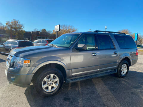 2010 Ford Expedition EL for sale at BWK of Columbia in Columbia SC