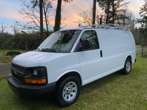 2014 Chevrolet Express Cargo for sale at AC Enterprises in Oregon City OR