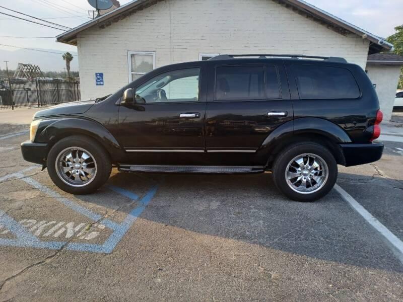 2004 Dodge Durango for sale at RN AUTO GROUP in San Bernardino CA