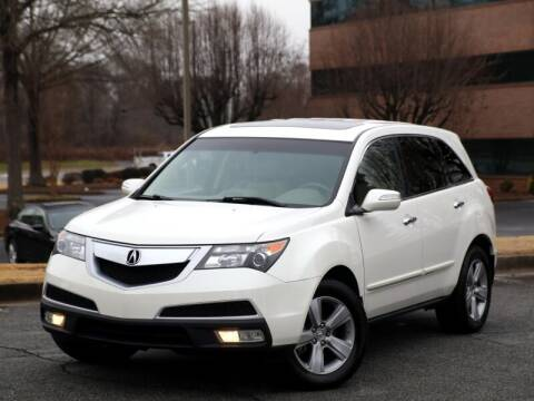 2010 Acura MDX for sale at Carma Auto Group in Duluth GA