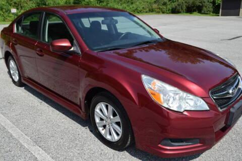 2011 Subaru Legacy for sale at CAR TRADE in Slatington PA