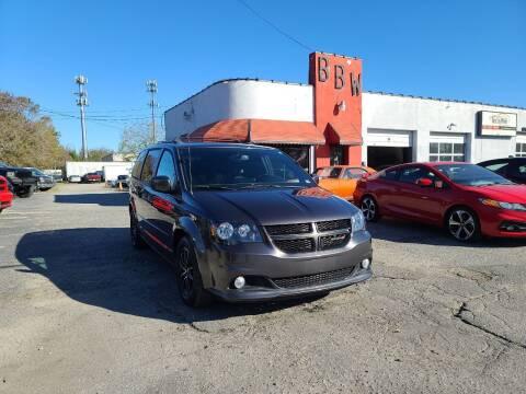 2017 Dodge Grand Caravan for sale at Best Buy Wheels in Virginia Beach VA