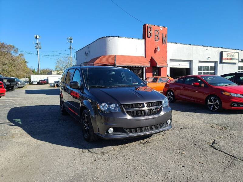 2017 Dodge Grand Caravan for sale at Best Buy Wheels in Virginia Beach VA