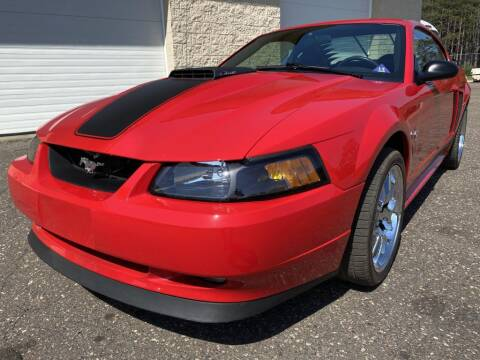 2003 Ford Mustang for sale at Route 65 Sales & Classics LLC in Ham Lake MN