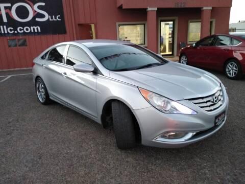 2013 Hyundai Sonata for sale at MC Autos LLC in Pharr TX