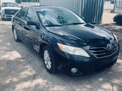 2011 Toyota Camry for sale at Bad Credit Call Fadi in Dallas TX