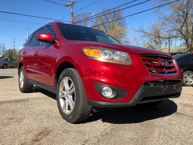 2011 Hyundai Santa Fe for sale at King Louis Auto Sales in Louisville KY
