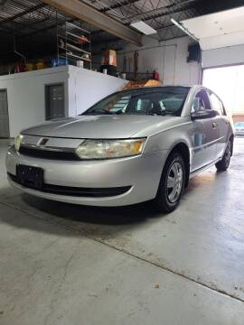 2004 Saturn Ion for sale at Brian's Direct Detail Sales & Service LLC. in Brook Park OH