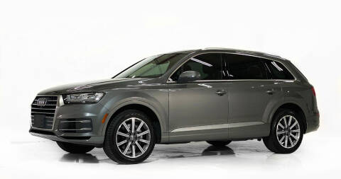 2017 Audi Q7 for sale at Houston Auto Credit in Houston TX