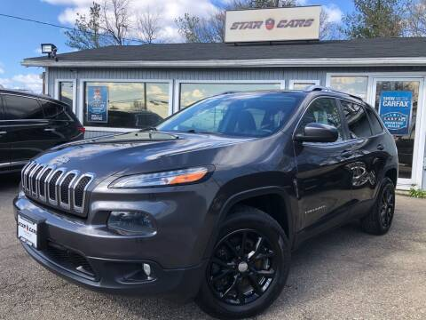 2014 Jeep Cherokee for sale at Star Cars LLC in Glen Burnie MD