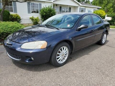 2002 Chrysler Sebring for sale at Paramount Motors in Taylor MI