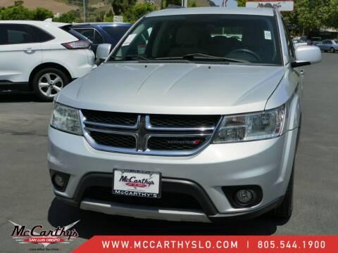 2012 Dodge Journey for sale at McCarthy Wholesale in San Luis Obispo CA