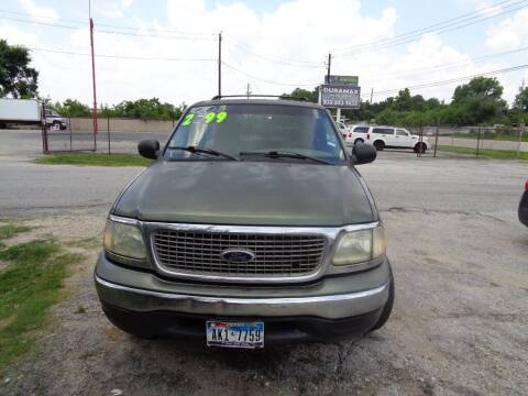 2000 Ford Expedition for sale at SCOTT HARRISON MOTOR CO in Houston TX