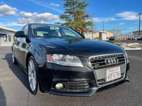 2009 Audi A4 for sale at Approved Autos in Sacramento CA