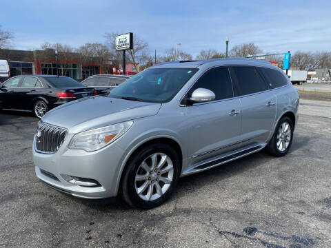 2013 Buick Enclave for sale at BWK of Columbia in Columbia SC