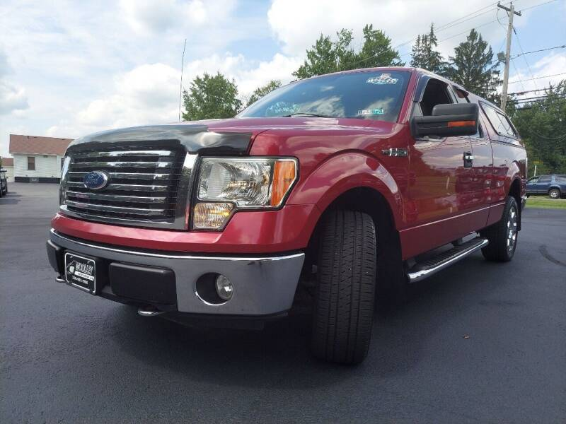 2010 Ford F-150 for sale in Poland, OH