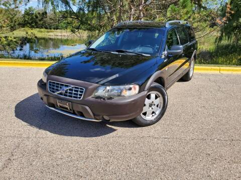 2003 Volvo XC70 for sale at Excalibur Auto Sales in Palatine IL