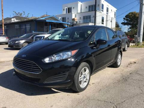 2017 Ford Fiesta for sale at Saipan Auto Sales in Houston TX