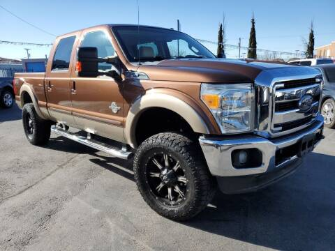 2012 Ford F-250 Super Duty for sale at DPM Motorcars in Albuquerque NM