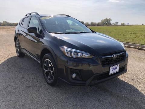 2019 Subaru Crosstrek for sale at Alan Browne Chevy in Genoa IL