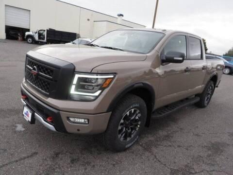 2021 Nissan Titan for sale at Karmart in Burlington WA