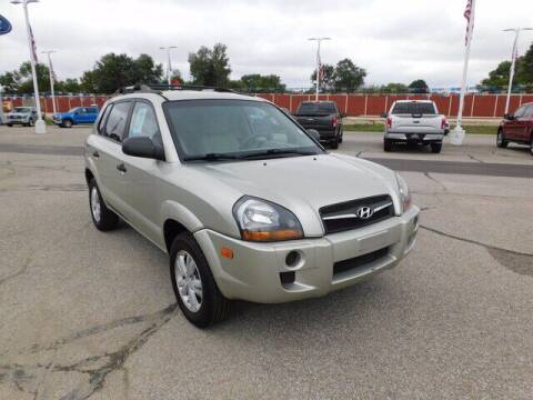 2009 Hyundai Tucson for sale at Ray Skillman Hoosier Ford in Martinsville IN