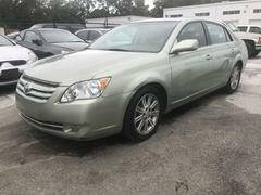 2008 Toyota Avalon for sale at Popular Imports Auto Sales in Gainesville FL
