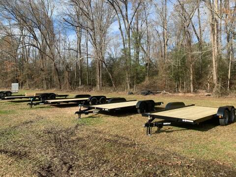 2021 New Triple Crown Car Hauler Trailers for sale at Tripp Auto & Cycle Sales Inc in Grimesland NC