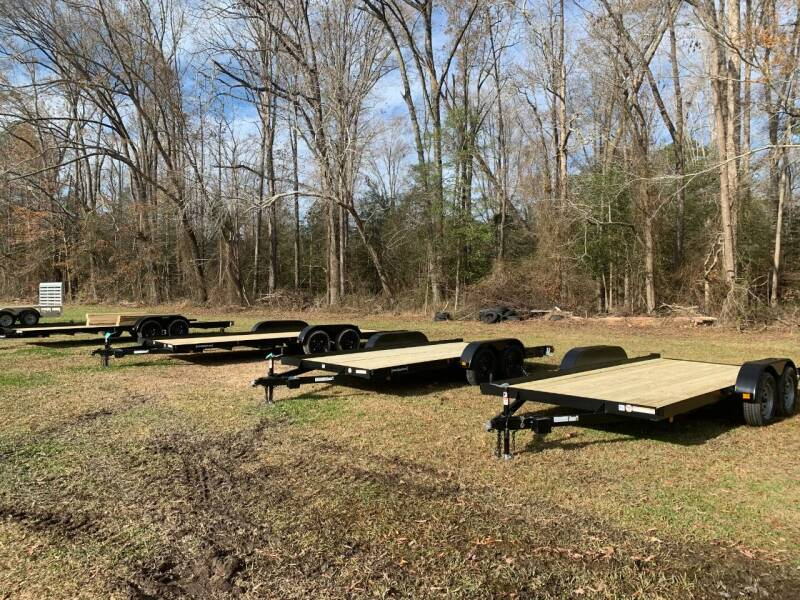 2021 New Triple Crown Trailers 16', 18', and 20' Car Haulers for sale at Tripp Auto & Cycle Sales Inc in Grimesland NC