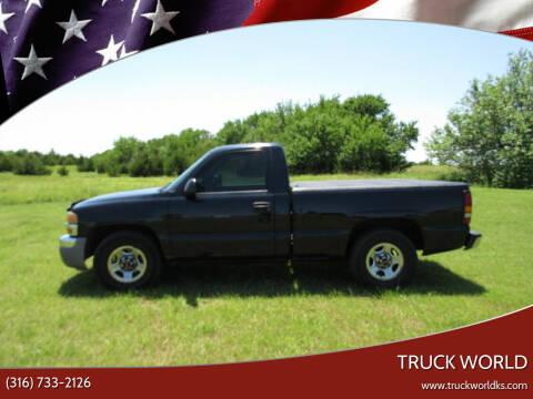 2004 GMC Sierra 1500 for sale at Truck World in Augusta KS