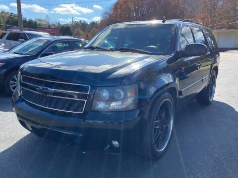 2007 Chevrolet Tahoe for sale at Luxury Auto Innovations in Flowery Branch GA