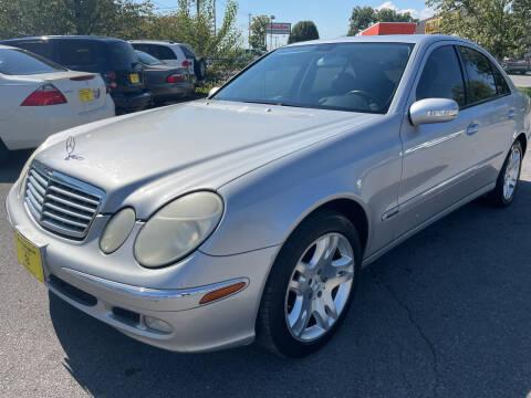 2003 Mercedes-Benz E-Class for sale at Diana Rico LLC in Dalton GA