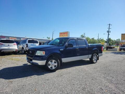 2004 Ford F-150 for sale at TOMI AUTOS, LLC in Panama City FL