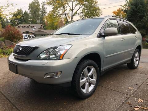 2007 Lexus RX 350 for sale at Bridgeport Auto Group in Portland OR