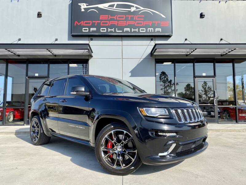 2016 Jeep Grand Cherokee for sale at Exotic Motorsports of Oklahoma in Edmond OK