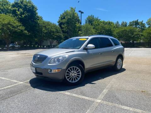 2012 Buick Enclave for sale at Uniworld Auto Sales LLC. in Greensboro NC