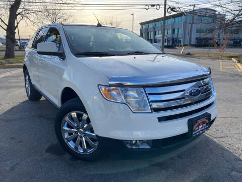 2009 Ford Edge for sale at JerseyMotorsInc.com in Teterboro NJ