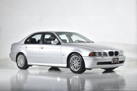 2001 BMW 5 Series for sale at Motorcar Classics in Farmingdale NY