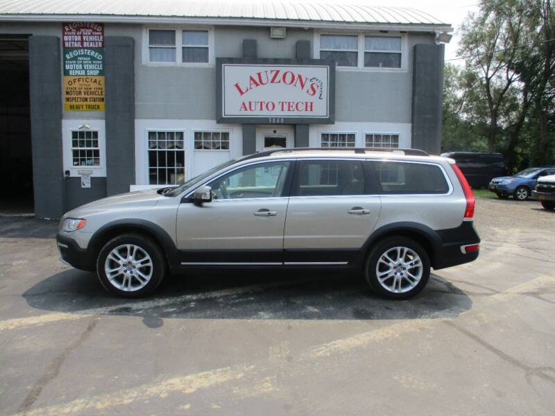 2016 Volvo XC70 for sale at LAUZON'S AUTO TECH TOWING in Malone NY