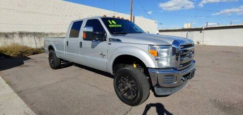 2014 Ford F-250 Super Duty for sale at Advantage Motorsports Plus in Phoenix AZ
