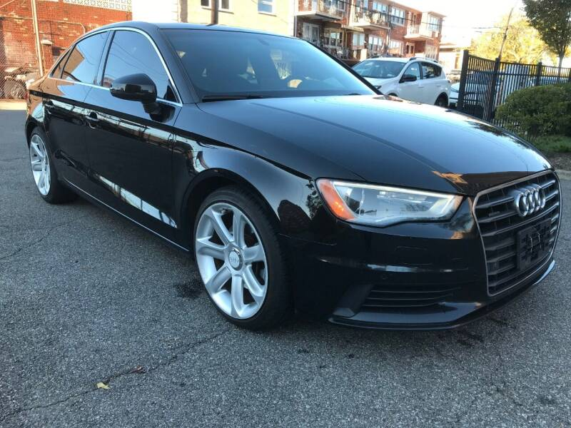 2015 Audi A3 for sale at Ultimate Motors in Port Monmouth NJ