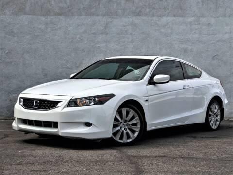 2009 Honda Accord for sale at Divine Motors in Las Vegas NV