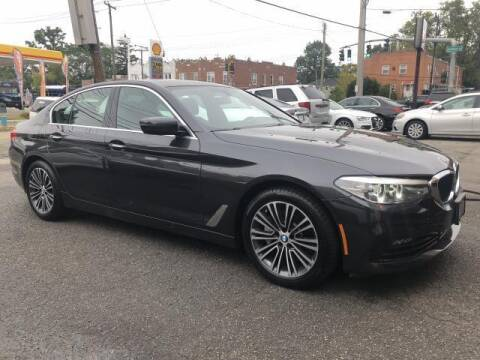2018 BMW 5 Series for sale at Best Auto Outlet in Floral Park NY